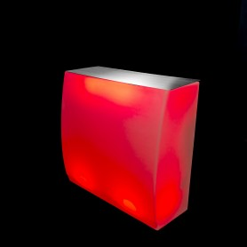 LED Bar - rovný díl
