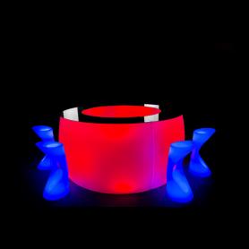 LED Bar - 4 díly