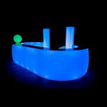 LED Recepce - 6 dílů, II. typ