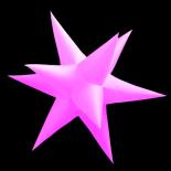 Hvězda, 1,6 m